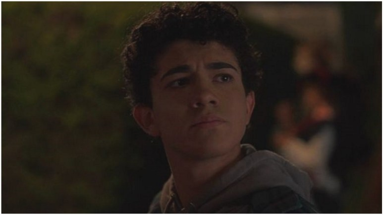 Nicolas Bechtel stars as Rory, as seen in Episode 7 of FX's American Horror Stories Season 1