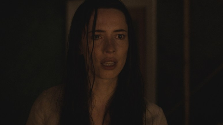 Rebecca Hall in The Night House.