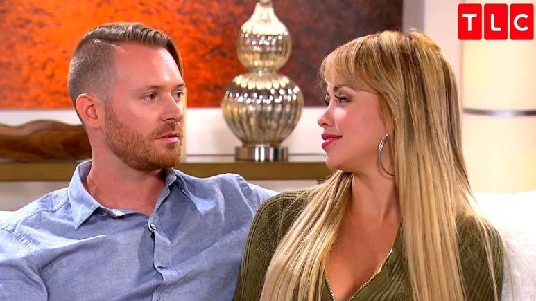 Russ and Paola Mayfield of 90 Day Fiance