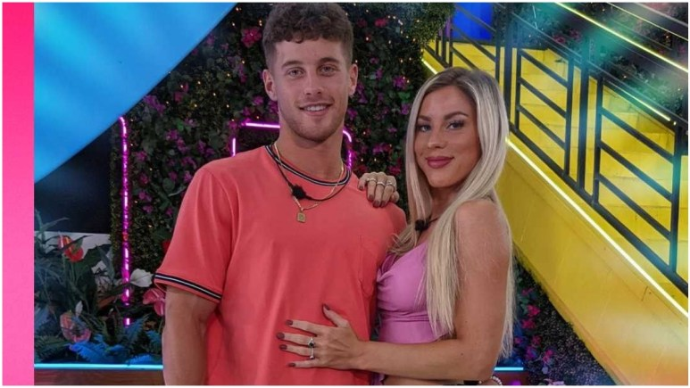 Shannon and Josh from Love Island USA