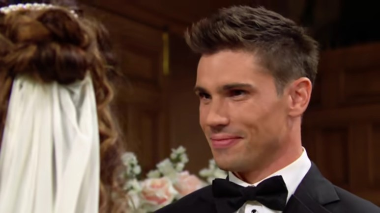 Finn on The Bold and the Beautiful.