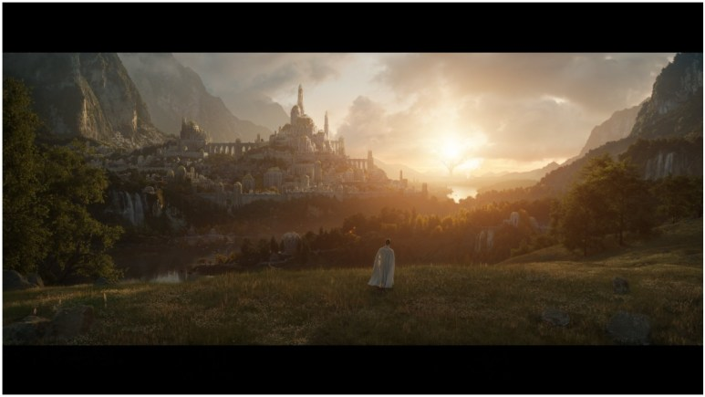 First-look image for the new The Lord of the Rings TV series from Amazon