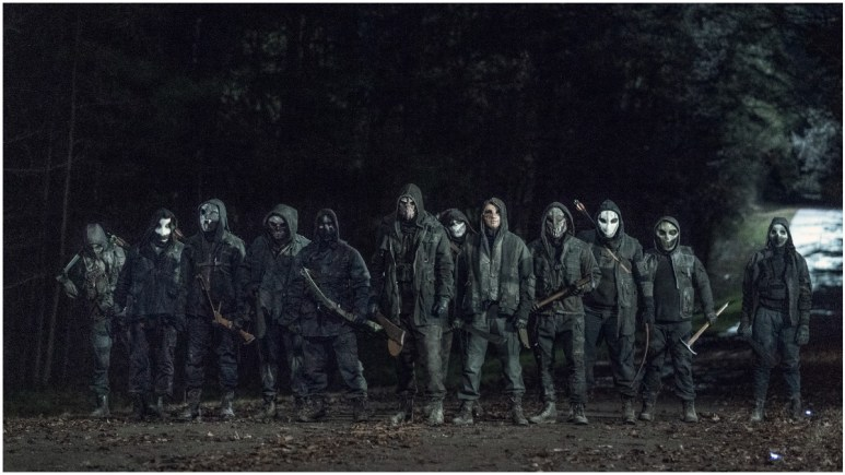 The Reapers as they appeared in Episode 2 of AMC's The Walking Dead Season 11