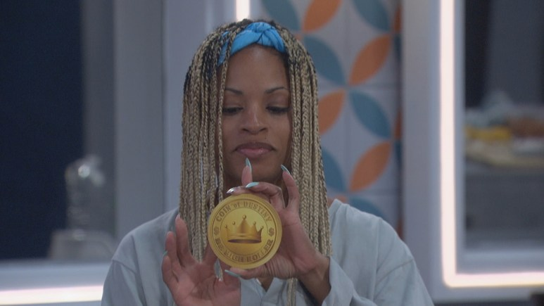Coin Of Destiny Used On BB23