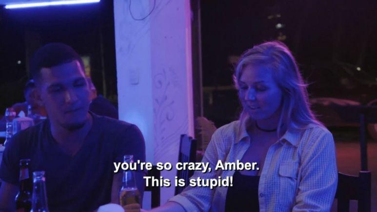 Amber and Daniel