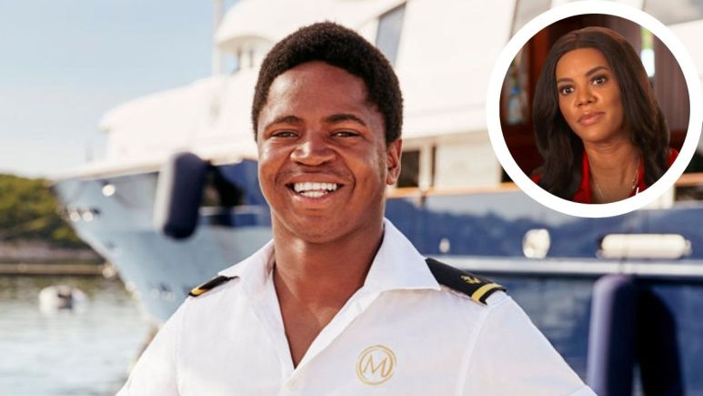 Ze from Below Deck Med talks Lexi Wilson drama and apology.