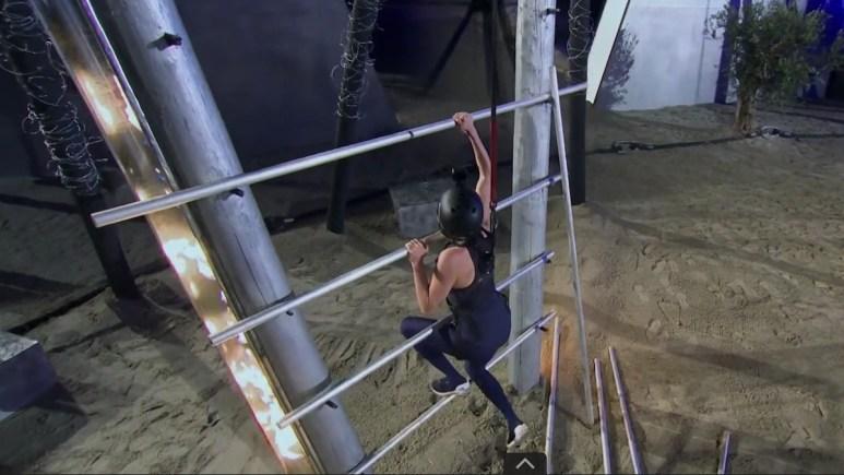 the challenge rookie berna canbeldek in spies lies allies episode 3 elimination