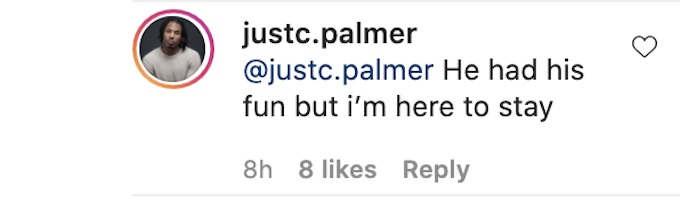 chauncey palmer comments on challenge photo amber with jeremiah