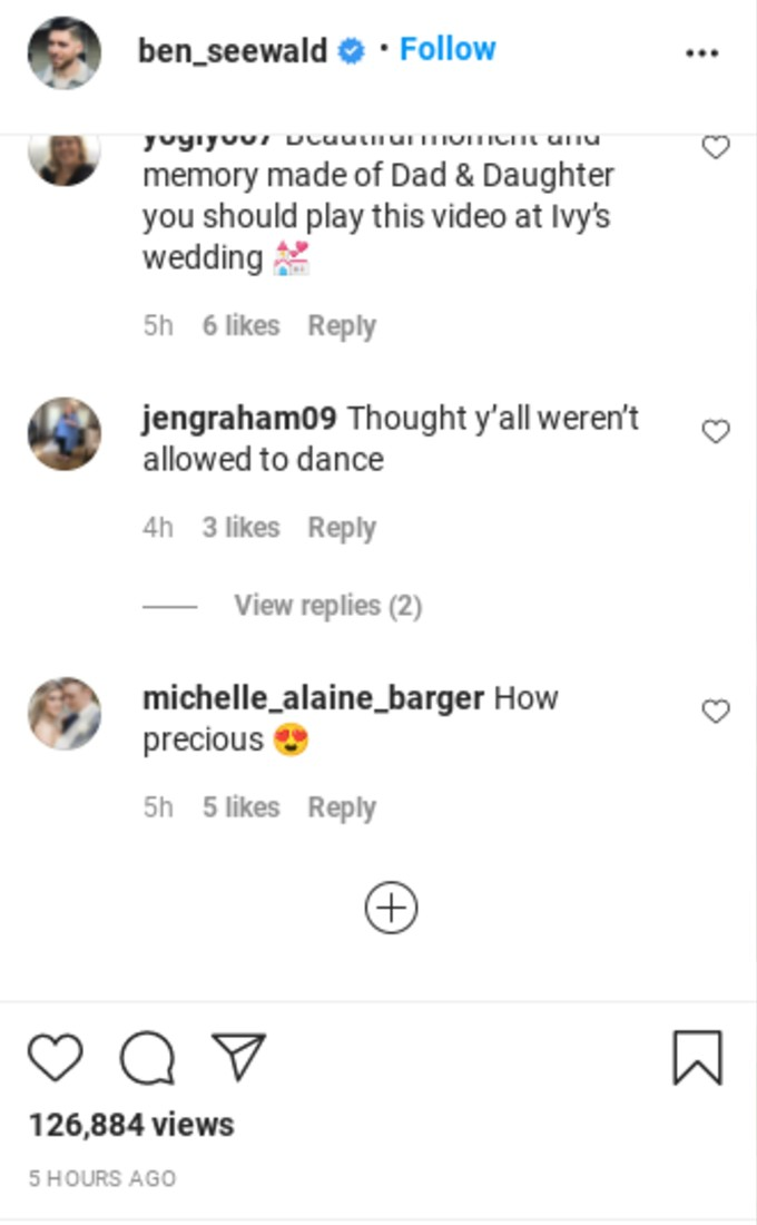 Question about the Duggars dancing.