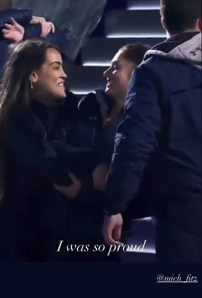 lauren coogan shares video clip from challenge 37 premiere