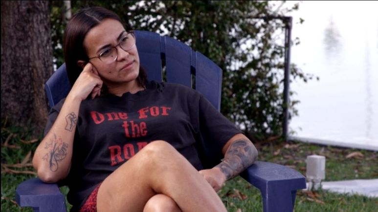 Teen Mom 2 star Briana DeJesus shares photo while filming for new season