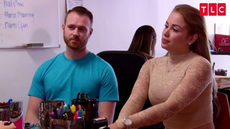 90 Day Fiance star Paola Mayfield says husband want to move back home