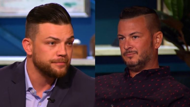90 Day Fiance: Happily Ever After? Tell All gets heated when Charlie Potthast faces Andrei Castravet