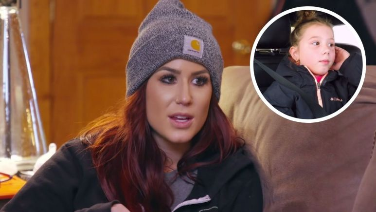Teen Mom 2 alum Chelsea Houska lashed out against comments focused on Aubree's body