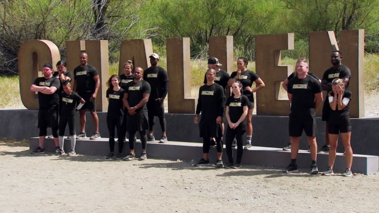 the challenge all stars cast members after daily challenge