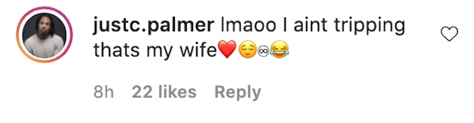 chauncey palmer comments photo of amber with jeremiah
