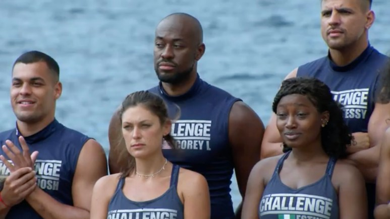 the challenge spies lies and allies episode 3 teammates