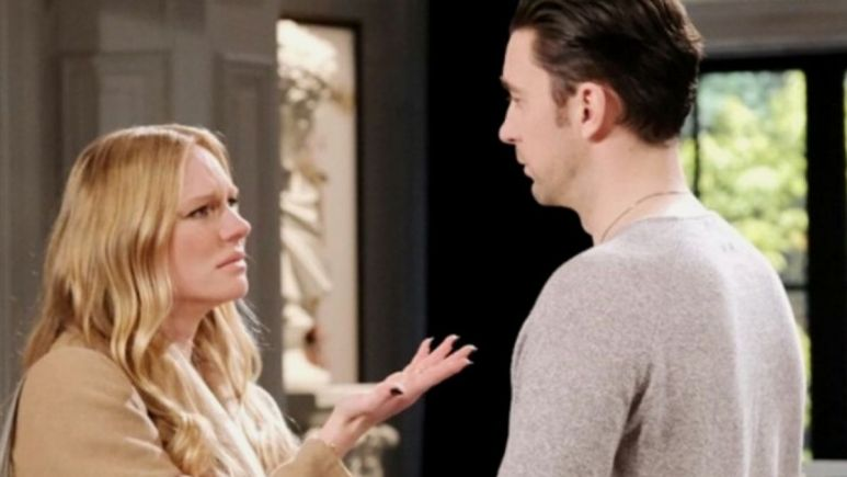 Days of our Lives spoilers reveal Abigail makes a choice about her marraige.