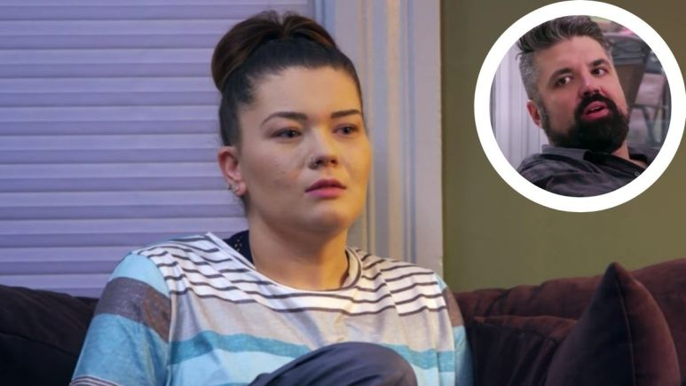 Amber Portwood from Teen Mom OG fights back at ex Andrew Glennon for false claims about son.