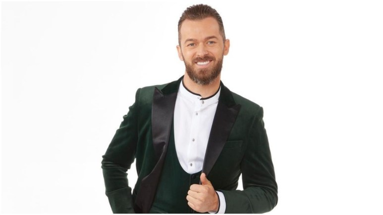 Artem Chigvintsev from Dancing with the Stars