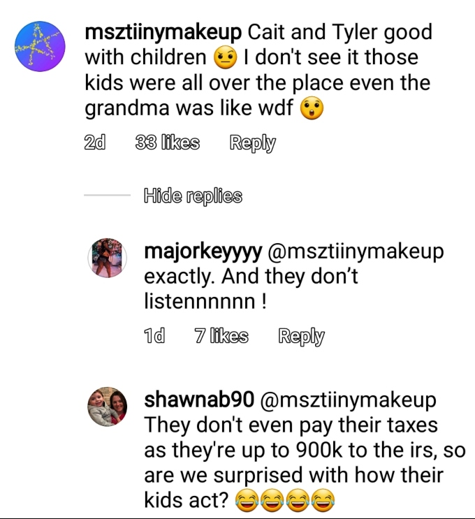 teen mom og fans don't think catelynn and tyler are good parents