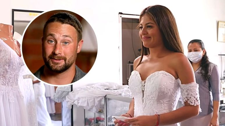 Corey Rathgeber and Evelin Villegas of 90 Day Fiance: The Other Way