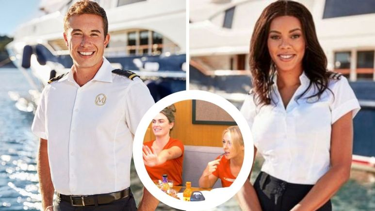 Below Deck Med: David Pascoe blasts Lexi Wilson for spreading lies about Katie Flood and Courtney Veale.