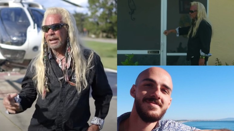 Dog the Bounty Hunter is on the hunt for Brian Laundrie.