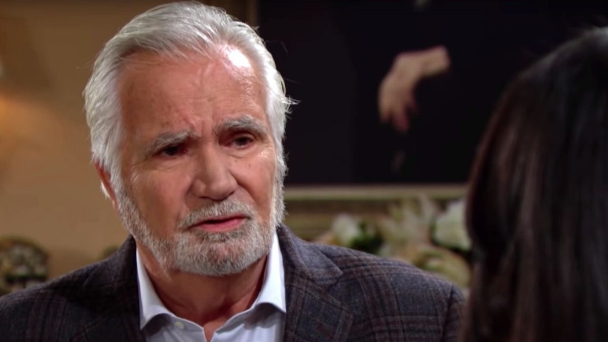 The Bold and the Beautiful spoilers reveal Eric comes clean about his medical issue.