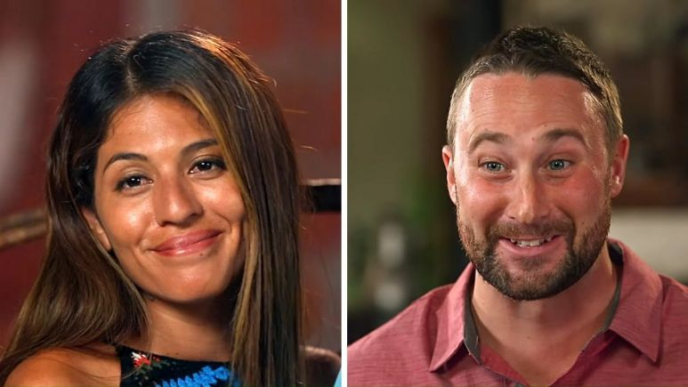Evelin Villegas and Corey Rathgeber of 90 Day Fiance: The Other Way