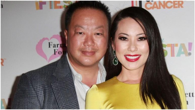 Gabriel Chiu and Christine Chiu from Bling Empire