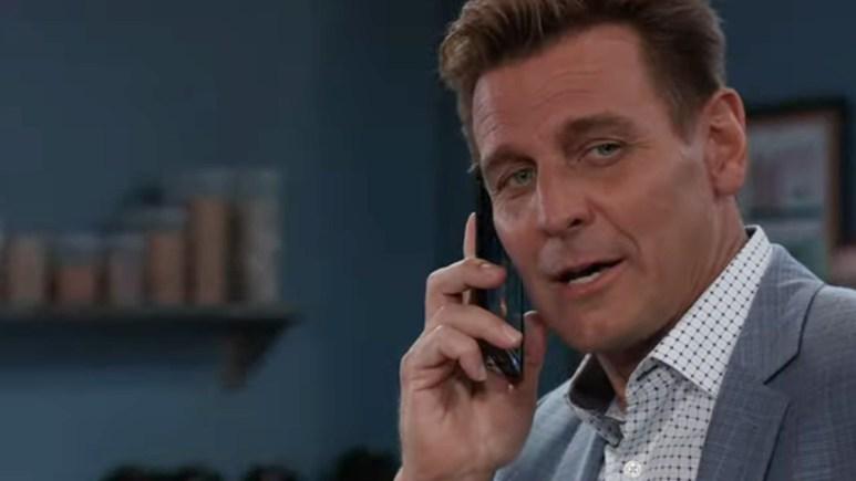 Ingo Rademacher as Jax on General Hospital.
