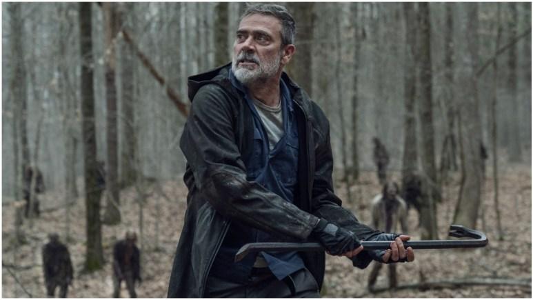 Jeffrey Dean Morgan stars as Negan, as seen in Episode 3 of AMC's The Walking Dead Season 11