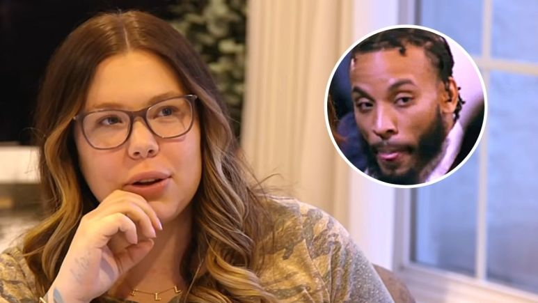 Kail Lowry and Chris Lopez of Teen Mom 2