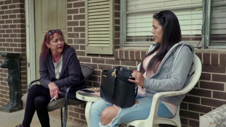 Kathy and Amber on Life After Lockup.