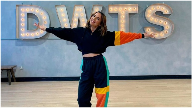 Mel C on Dancing with the Stars