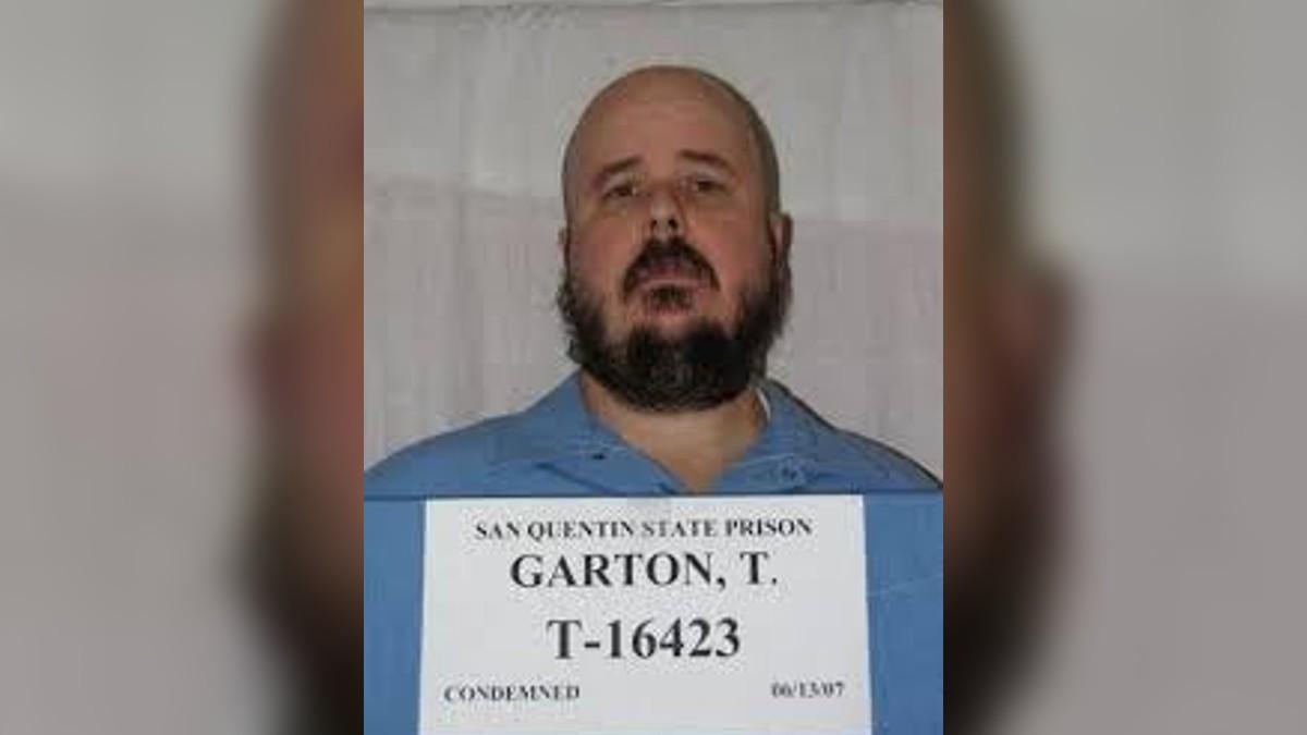 Mugshot of Todd Garton