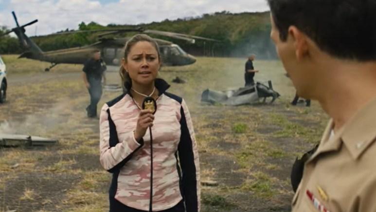 NCIS Hawaii Premiere