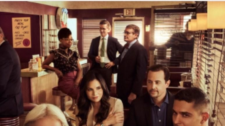 NCIS Cast Photo Season 19