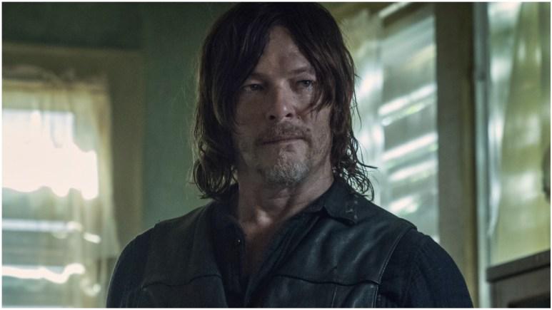 Norman Reedus stars as Daryl Dixon, as seen in Episode 6 of AMC's The Walking Dead Season 11