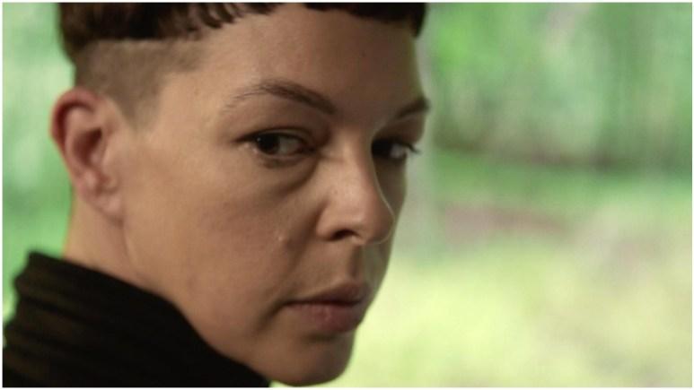 Pollyanna McIntosh stars as Jadis in Season 2 of AMC's The Walking Dead: World Beyond