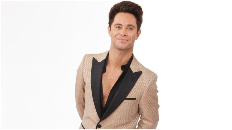 Sasha Farber from Dancing with the Stars