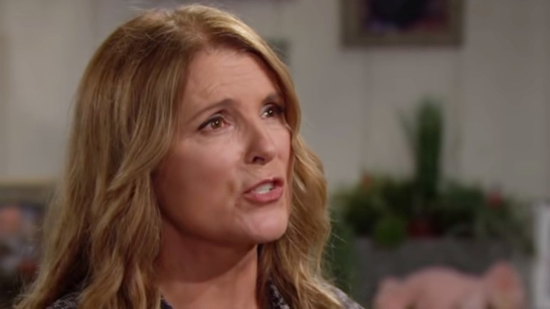 Kimberlin Brown as Sheila on The Bold and the Beautiful.
