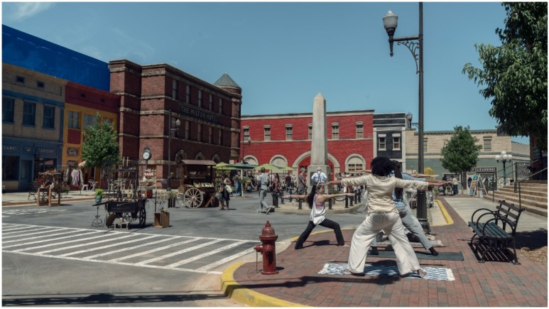 The Commonwealth, as featured in Episode 5 of AMC's The Walking Dead Season 11