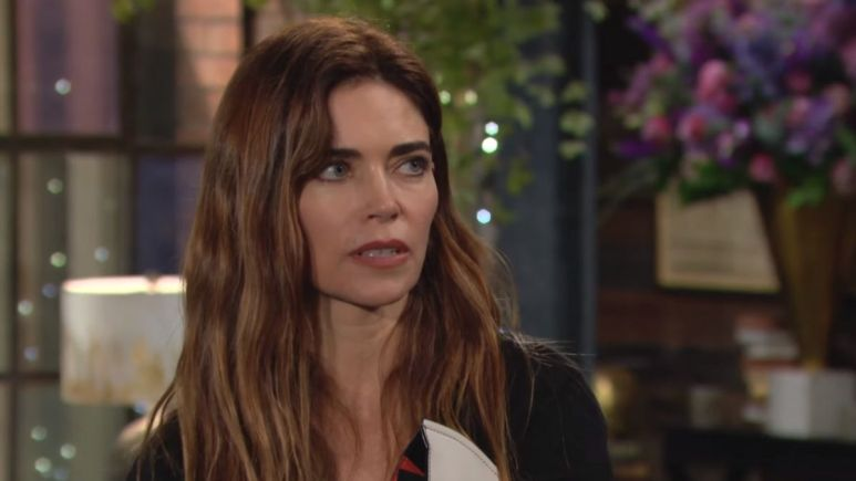 The Young and the Restless spoilers tease Victoria has news for Ashland.