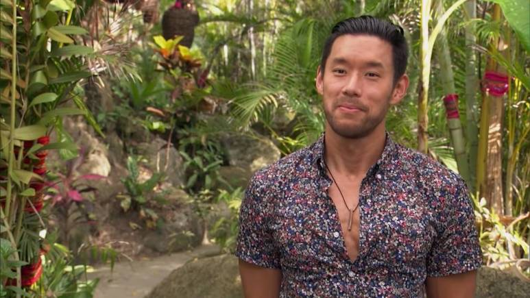 Dr. Joe Park on Bachelor in Paradise