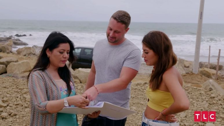 90 Day Fiance:The Other Way star Evelin Villegas wants Corey Rathgeber to spend $50,000 on their wedding