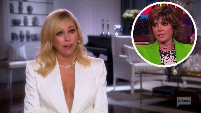 RHOBH stars Sutton Stracke and Lisa Rinna argue over Elton John ticket gala from years ago