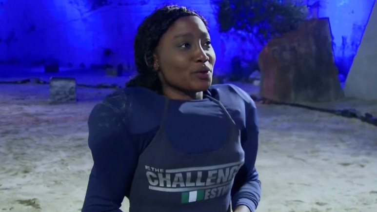 esther agunbiade in the challenge 37 episode 7