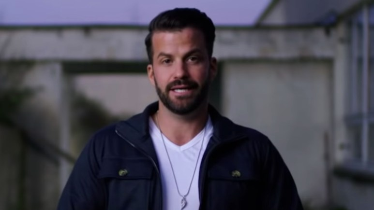the challenge star johnny bananas during promotional video